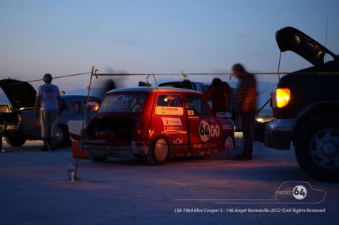 Another pre-dawn start after breaking our own record. Photo by Mike Wilson ©2012. All Rights Reserved.